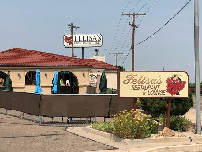 Felisa's Mexican Restaurant and Lounge, 27948 US 50 Frontage Rd. in La Junta, was one of nine Otero County restaurants to receive funding from the federal Restaurant Revitalization Fund.