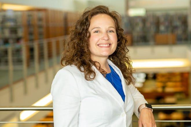 Laura Bronsink.