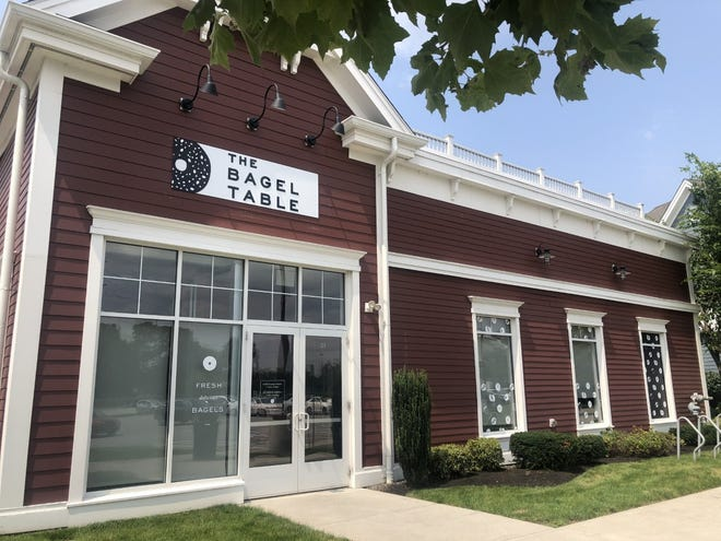 The Bagel Table opened its fifth location last week in Wayland at 21 Andrew Ave.