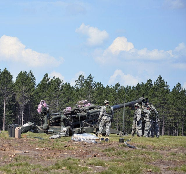 The Northern Strike military exercise is planned for Grayling and Alpena later this month. Thousands of participants are expected and training pumps millions of dollars into local economies.