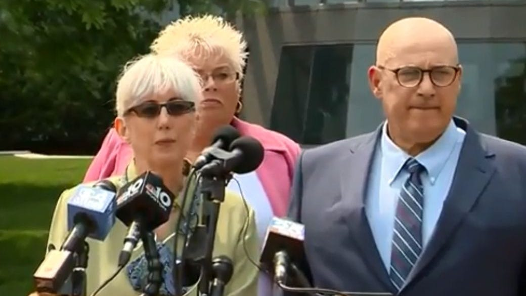 NATICK – In a lawsuit filed in U.S. District Court in Boston Wednesday, a Natick couple said they feared for their lives after a harassment campaign