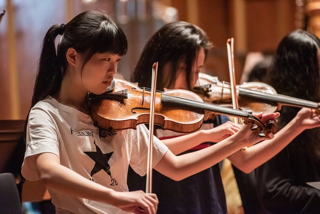 New England Conservatory Preparatory School and the LA Phil's YOLA National Institute recently announced a new partnership to take place throughout NEC's Summer Orchestra Institute, a two-week orchestral program for youth musicians ages 13-18 at Walnut Hill School for the Arts.
