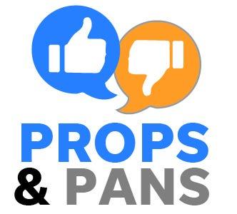 Props & Pans bug