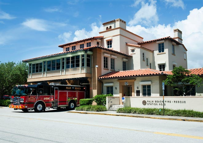 The town will earmark $1.5 million of its $2.7 million budget surplus for construction of a new North Fire-Rescue station, which has had long-standing issues with roof leaks.