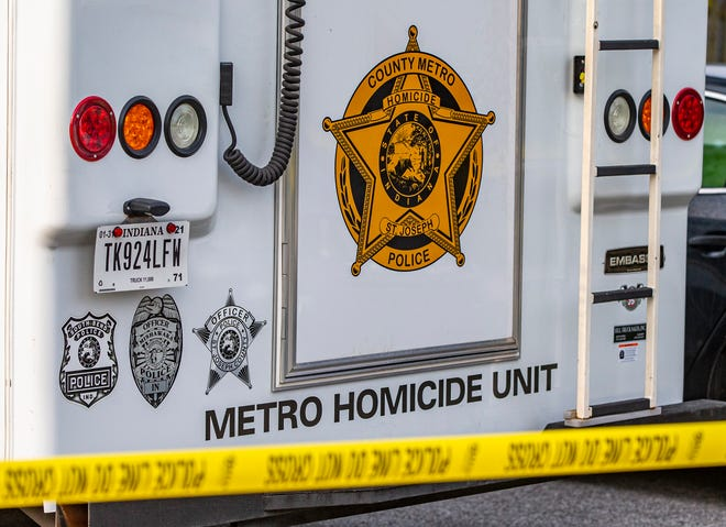 The St. Joseph County Metro Homicide Unit is investigating a homicide in the 1000 block of Yukon Street Wednesday evening. One woman was killed.