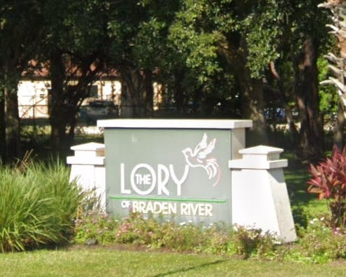 The Lory of Braden River was sold to a Reno, Nevada-based developer on July 14 for $53.3 million.