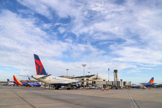 A state transportation official has called for more funding for Georgia's airports, including Savannah/Hilton Head International.
