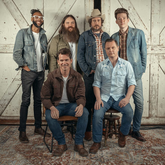 Old Crow Medicine Show plays Greenfield Lake Amphitheater Sunday, July 25.