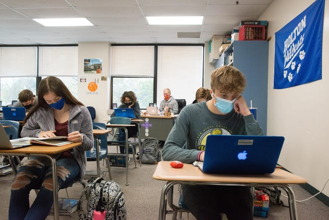 The American Academy of Pediatrics is recommending mask mandates at schools, but many Kansas districts have already decided not to require face masks when classes start in August.