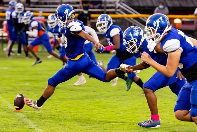 P.K. Yonge will start the high school football season next month under the direction of first-year head coach Kevin Doelling.