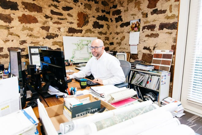 Michael LeJong, 49, died from COVID-19 on Monday. He was an accomplished architect who worked on many significant buildings throughout the state.