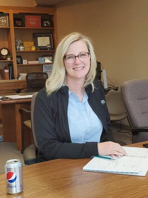 Watertown City Manager Amanda Mack sits down for a visit
