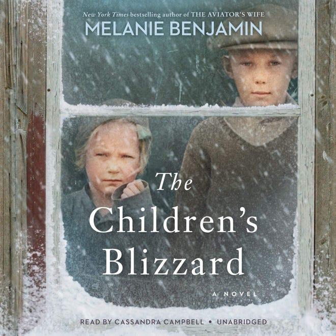 """""""The Children's Blizzard"""" by Melanie Benjamin."""