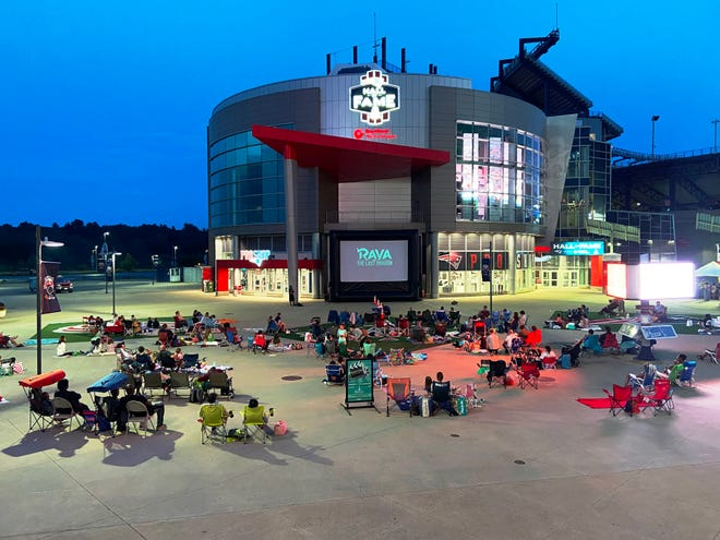 Patriot Place is hosting a free, family-friendly outdoor movie series throughout the summer.