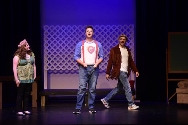 The cast of Godspell are ready to bring the arts back to Galion Community Theatre for the first time since the COVID pandemic.