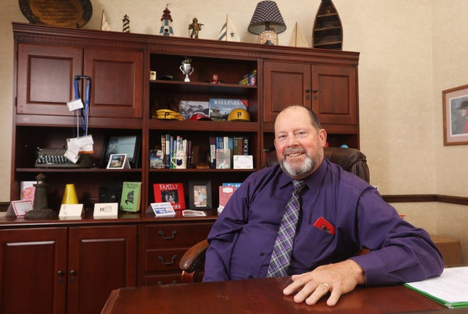 Bob Pell is the executive director of the Coshocton Foundation.
