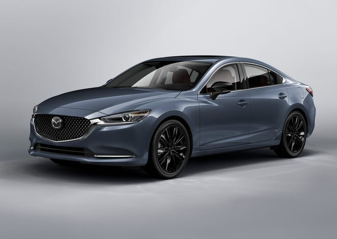 2021 will be the last year for the Mazda 6 midsize sedan.