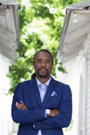 Antoine Bryant is serving as the interim director of Detroit's Planning and Development Department.