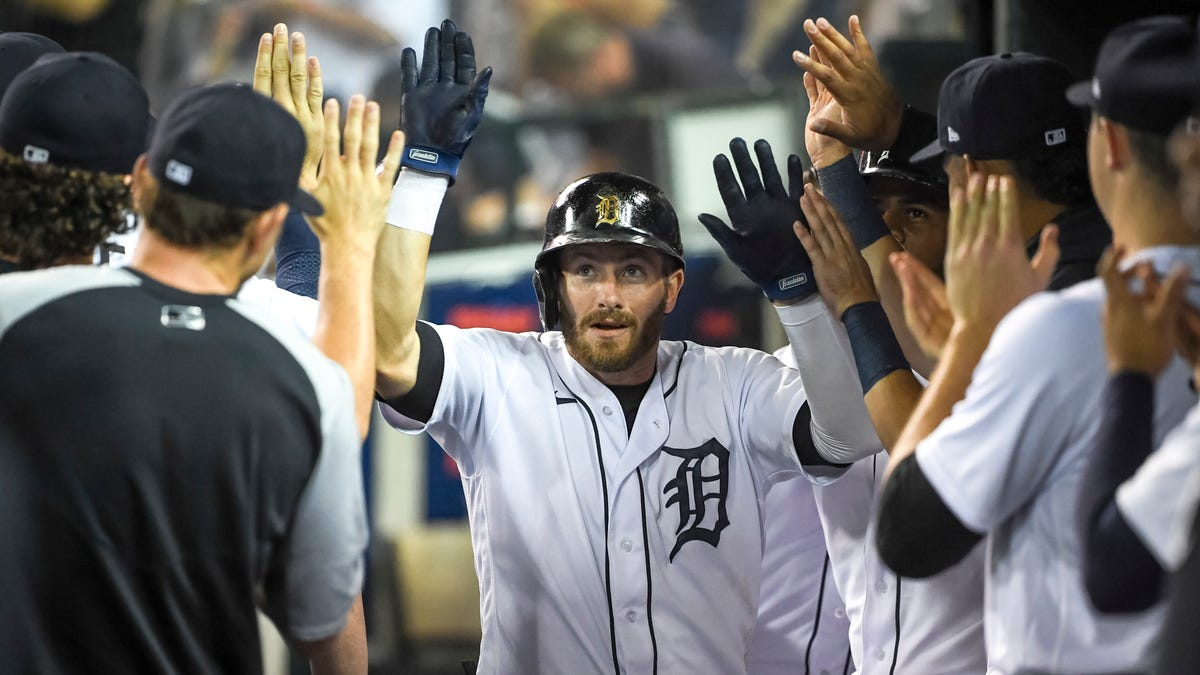 Tigers ride another strong outing by Skubal to fifth straight win 1