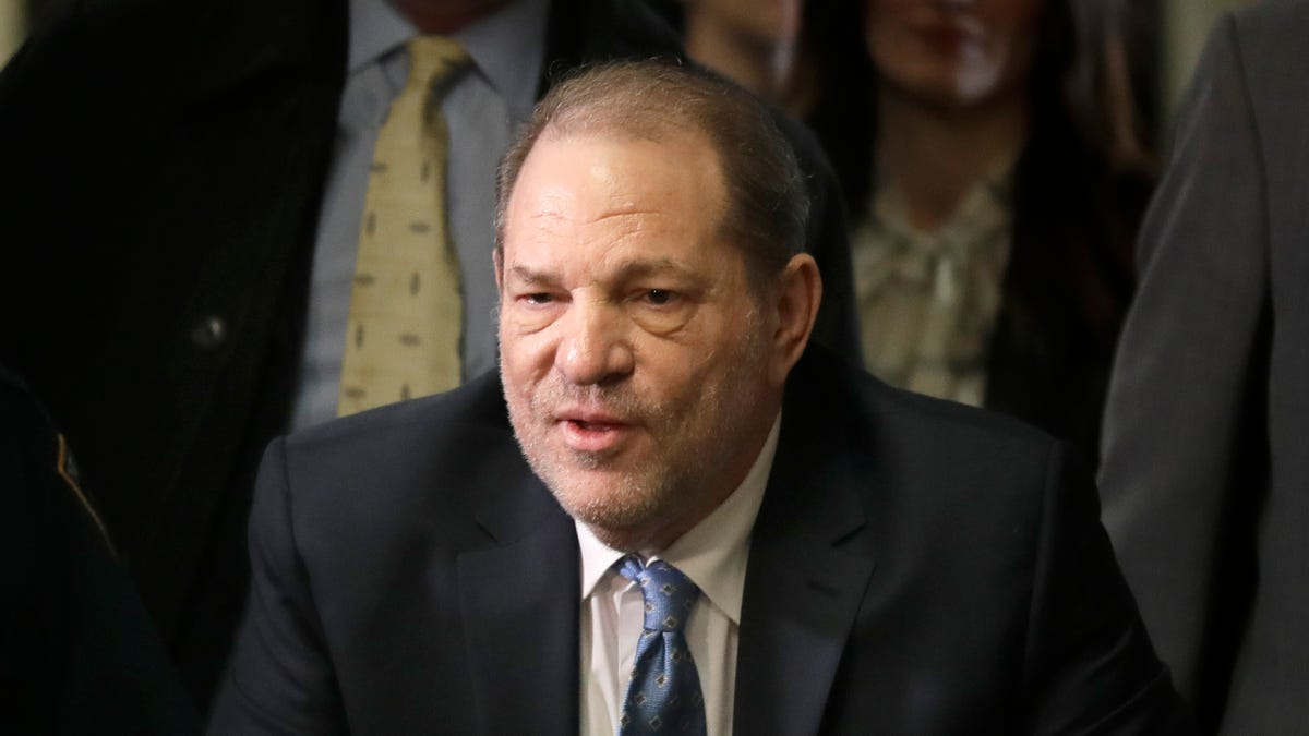 Weinstein pleads not guilty to sexual assaults in California 1