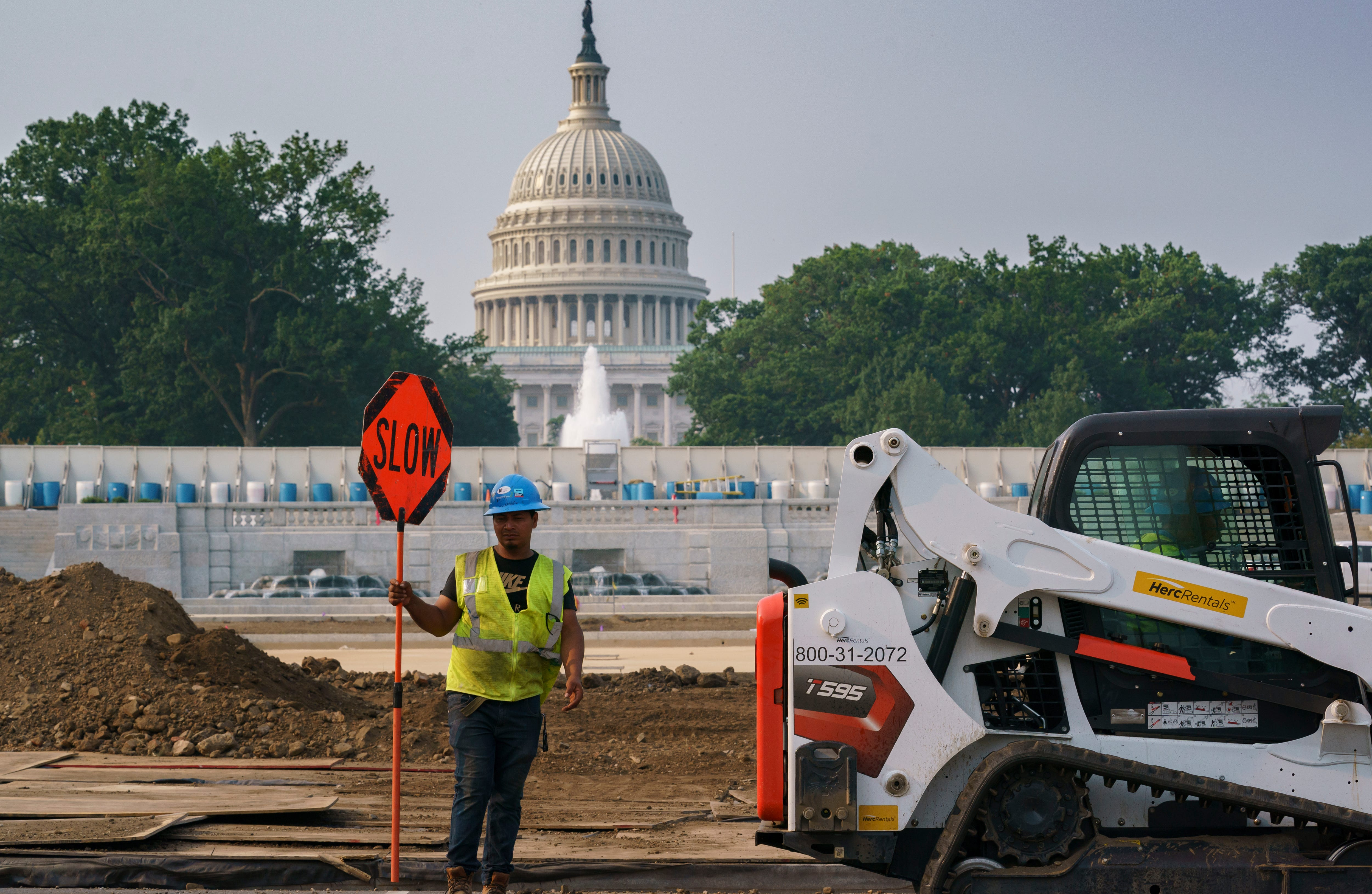 Infrastructure bill fails first vote; Senate to try again 2