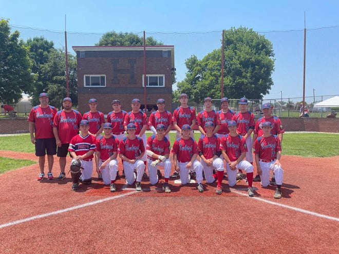 The Newburgh Legion baseball team will meet South Bend at 10 a.m. CDT on Friday in the opener of the state tournament at Kokomo.
