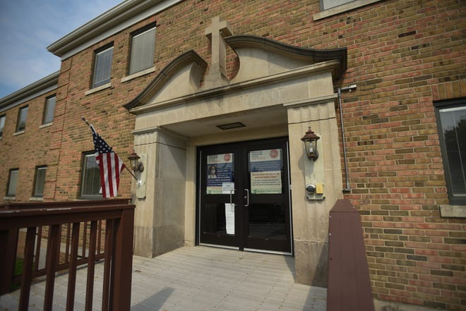 St. Vincent Catholic Charities on Willow Road in Lansing, pictured Wednesday, July 21, 2021.