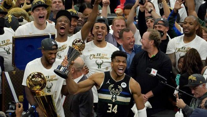 NBA FINALS – Milwaukee Bucks campioni NBA dopo 50 anni! Giannis MVP delle Finals