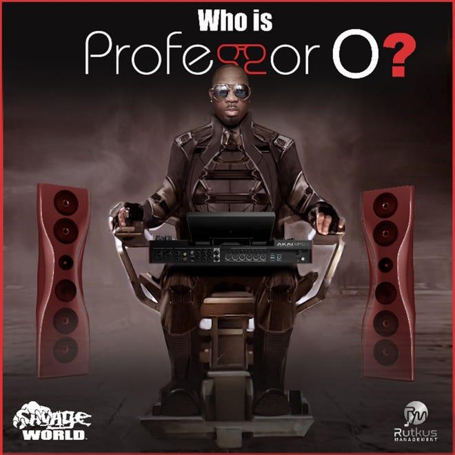 Omni Crenshaw, AKA Professor O, is a Montgomery music producer.