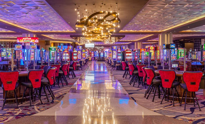 Two new floors of expanded gaming space will open at the San Manuel Casino on Saturday, July 24, 2021.