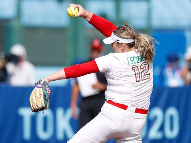 Mexico softball falls 4-0 to Canada in Olympic opener