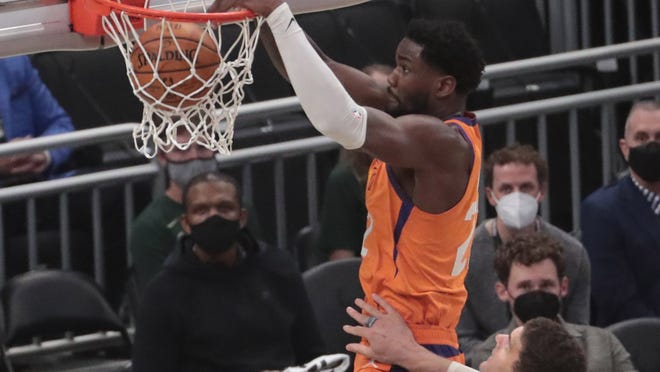 Suns fall short of winning NBA title, lose Game 6 to Bucks in NBA Finals