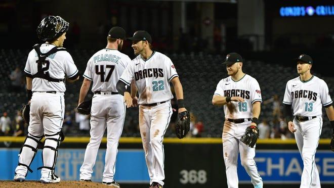 Arizona Diamondbacks complete sweep of Pittsburgh Pirates