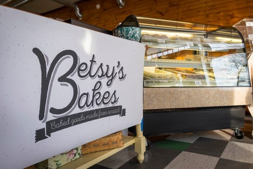 Betsy's Bakes is closing at 901 Erie St. in Port Huron