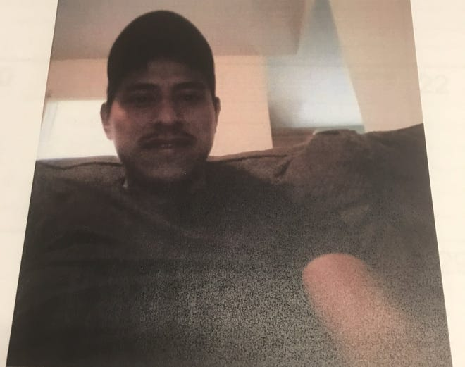 Horatio Floresascentio, 30, has been missing from Anderson since July 6, according to police.