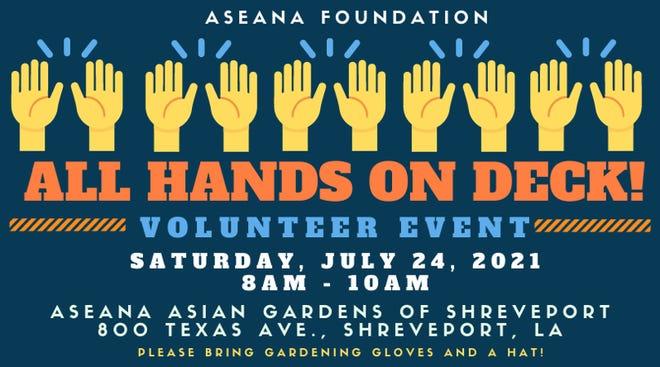 ASEANA Volunteer Event