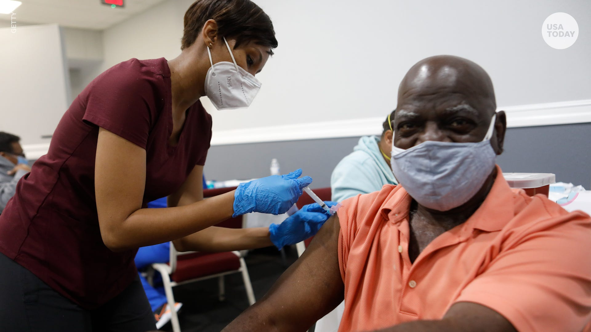 Health inequalities, mistrust contributing to lagging vaccination rates among black Americans