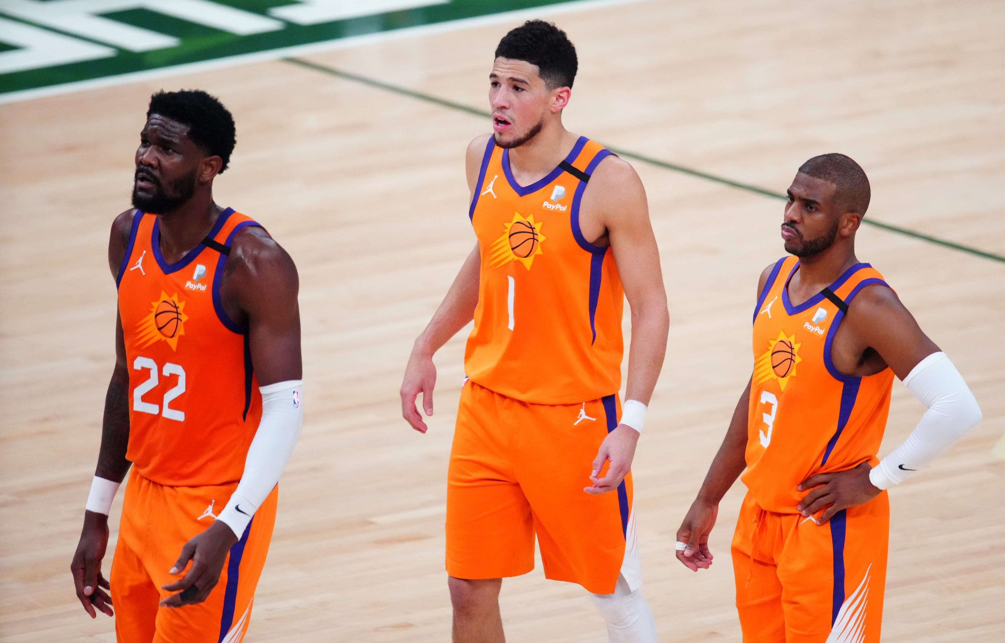 Can Suns remain an NBA title contender? 'This is just the beginning'
