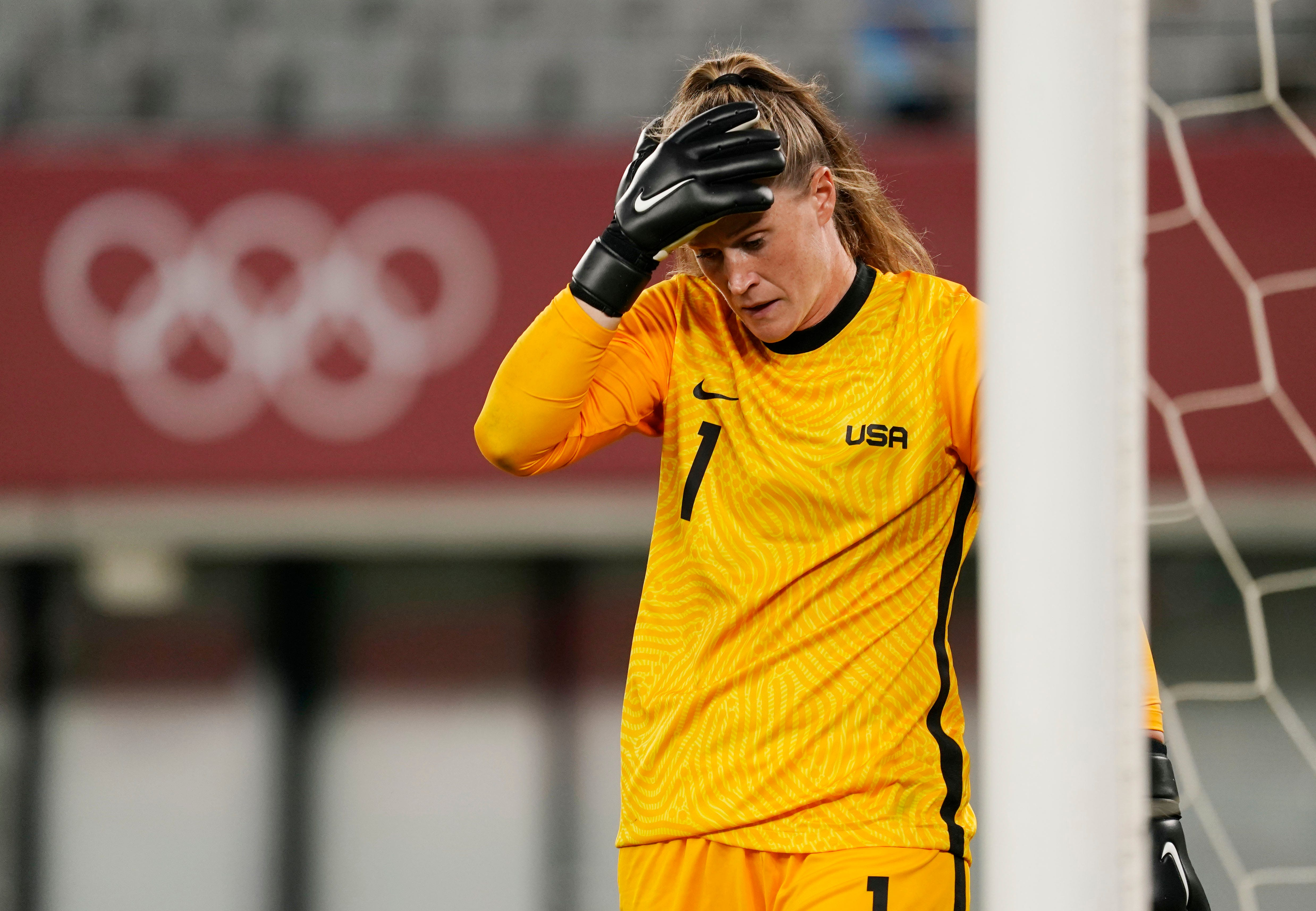 Opinion: USWNT s loss is either wake-up call or sign of what s to come at Tokyo Olympics