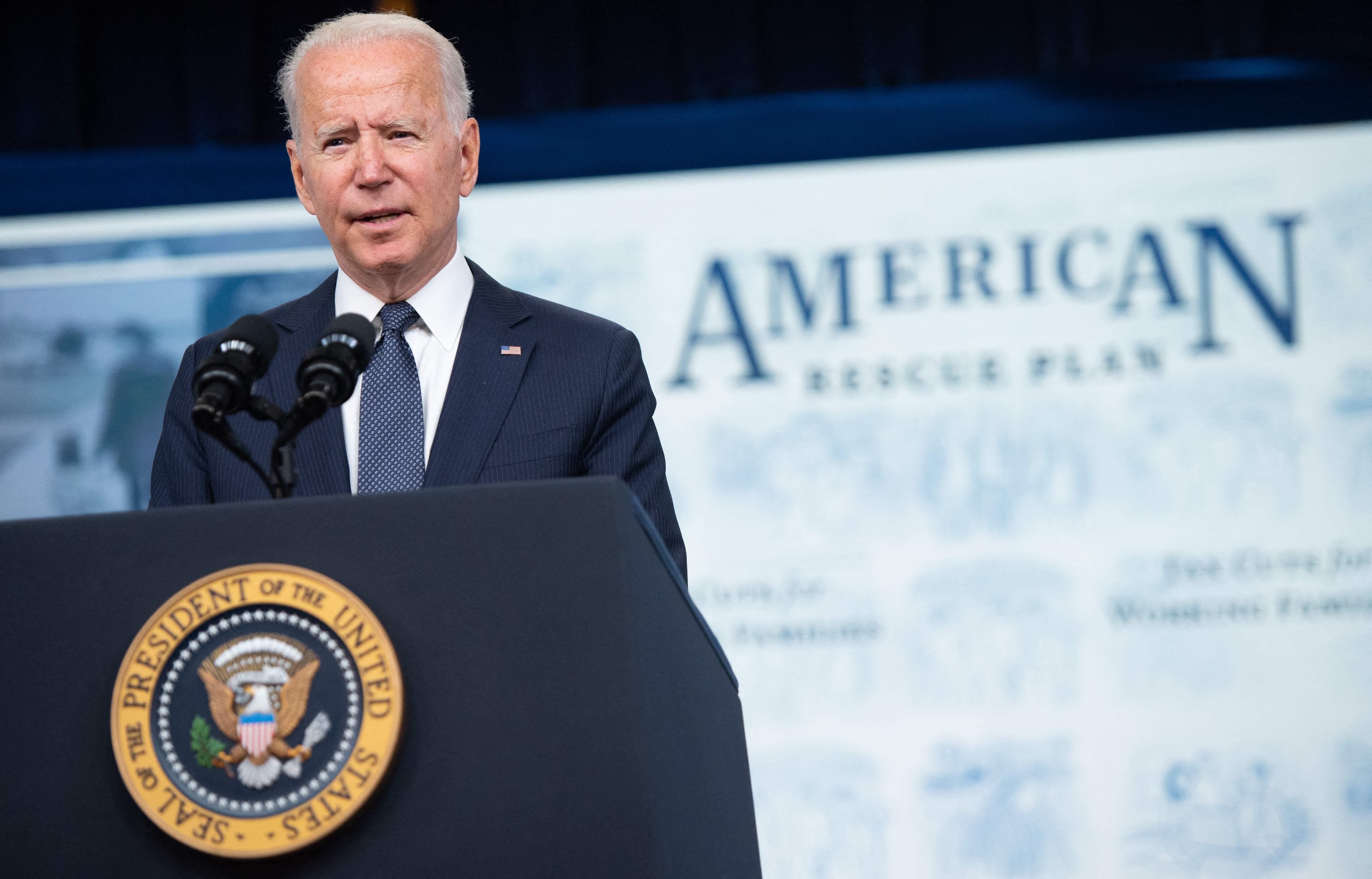 Shifting from campaign promises, Biden announces Cuba sanctions after protest crackdown