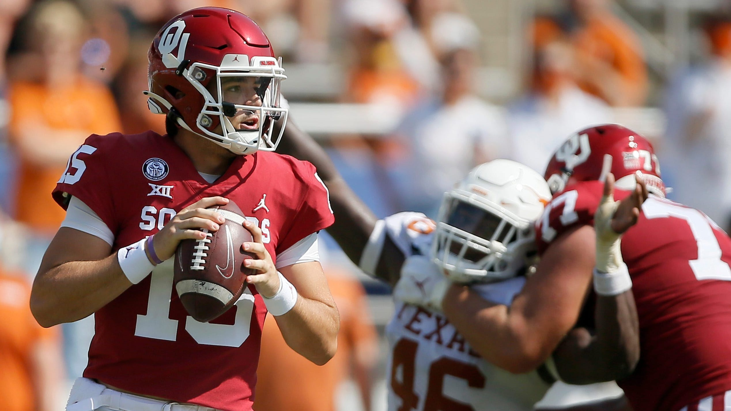 Analysis: Sure, Texas and Oklahoma could move to SEC. But there's a lot of roadblocks to sort first.