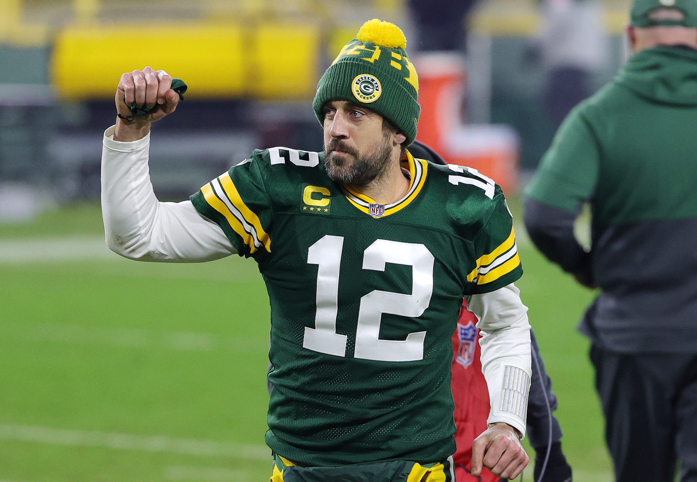Aaron Rodgers close to reworked contract with Green Bay Packers
