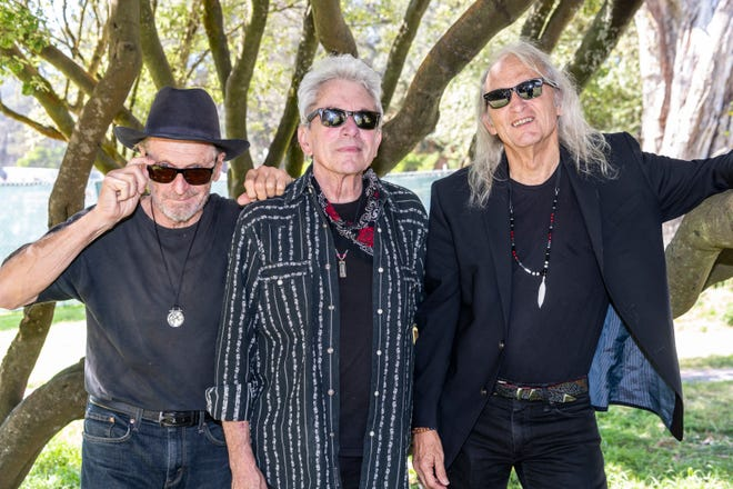 """The Flatlanders — Butch Hancock, from left, Joe Ely, Jimmie Dale Gilmore — are back with their first new record, """"Treasure of Love,"""" in more than 10 years."""