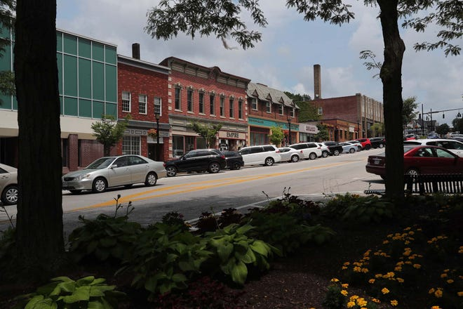 Downtown Kent is home to a variety of shops, restaurants and bars.