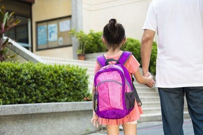 Calming those new school year jitters