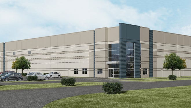 Chicago-based Molto Properties LLC has been given approval by the Canal Winchester Planning and Zoning Commission to construct two speculative warehouse/office buildings totaling more than 839,000 square feet on 75 acres north of U.S. Route 33, just west of Canal Pointe Commerce and Industrial Park.