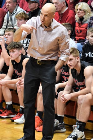 Hiland boys basketball coach Mark Schlabach will move from the classroom to the administrative office where he will serve as assistant principal under interim Principal Matt Johnson.