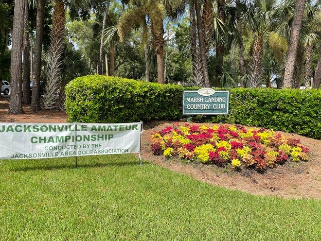 The 60th Jacksonville Area Golf Association Jacksonville Amateur began on Thursday at the Marsh Landing Country Club.