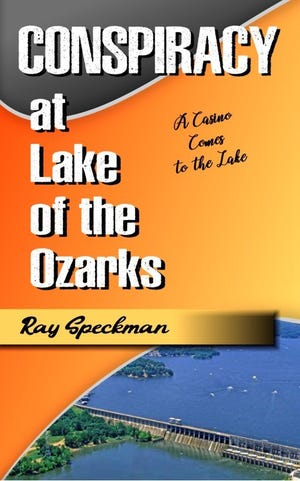 The book is about the establishment of the Lake's first gambling casino and the nefarious activity surrounding granting the license.
