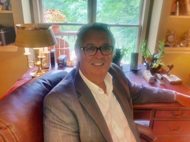Jeffrey Krizan of Cross Junction, Virginia, has penned a new novel set in Keyser.